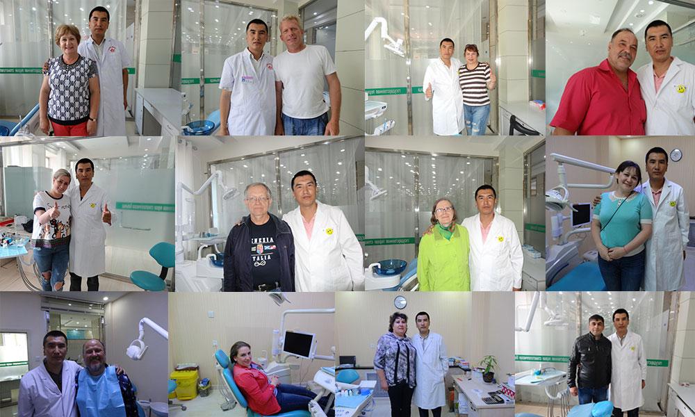 Стоматология в Китае Хэйхэ
